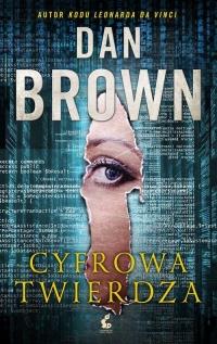 Cyfrowa twierdza - Dan Brown | mała okładka