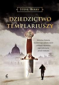 Dziedzictwo templariuszy - Steve Berry | mała okładka