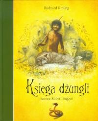 Księga dżungli - Rudyard Kipling   mała okładka
