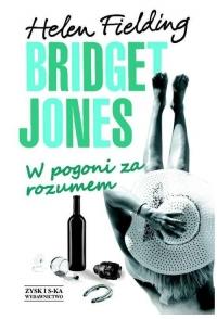 Bridget Jones: W pogoni za rozumem - Helen Fielding | mała okładka
