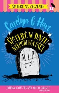 Śmierć w dniu Niepodległości - Hart Carolyn G.   mała okładka
