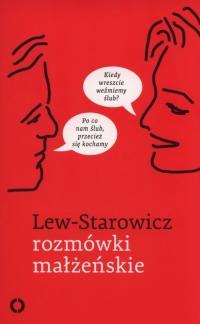 Rozmówki małżeńskie - Zbigniew Lew-Starowicz | mała okładka
