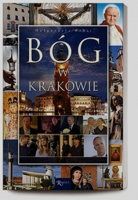 Bóg w Krakowie - Małgorzata Pabis | mała okładka