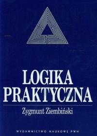 Logika praktyczna - Zygmunt Ziembiński | mała okładka