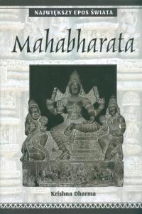Mahabharata Największy Epos Świata - Krishna Dharma | mała okładka
