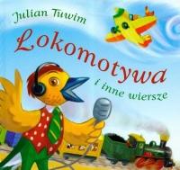 Lokomotywa i inne wiersze - Julian Tuwim | mała okładka