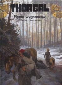 Thorgal Piętno wygnańców Tom 20 - Rosiński Grzegorz, Hamme Jean   mała okładka