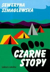 Czarne stopy - Seweryna Szmaglewska | mała okładka
