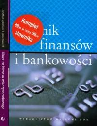 Słownik finansów i bankowości / Klucz do biznesu międzynarodowego Pakiet - Sutherland Jonathan, Canwell Diane   mała okładka