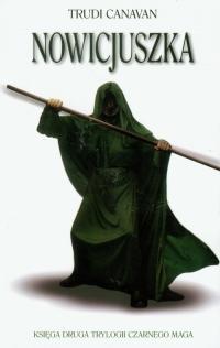 Nowicjuszka księga 2 - Trudi Canavan | mała okładka
