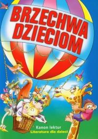 Brzechwa dzieciom  Kanon lektur - Jan Brzechwa | mała okładka