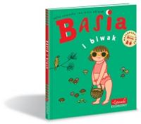 Basia i biwak - Stanecka Zofia, Oklejak Marianna | mała okładka