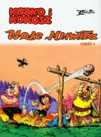 Kajko i Kokosz Woje Mirmiła część 1 - Janusz Christa   mała okładka
