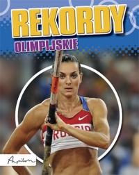 Rekordy olimpijskie -    mała okładka