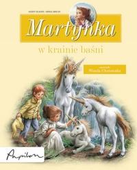 Martynka w krainie baśni 8 fascynujących opowiadań - Gilbert Delahaye | mała okładka