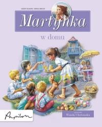 Martynka w domu 8 fascynujących opowiadań - Gilbert Delahaye | mała okładka