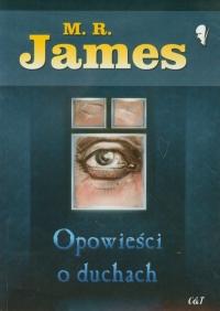 Opowieści o duchach - M.R. James   mała okładka
