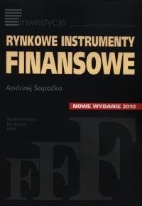 Rynkowe instrumenty finansowe - Andrzej Sopoćko | mała okładka