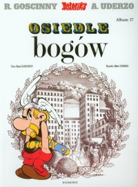 Asteriks Osiedle bogów - Rene Goscinny | mała okładka