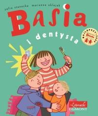 Basia i dentysta - Zofia Stanecka | mała okładka