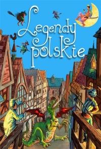 Legendy polskie - Elżbieta Safarzyńska | mała okładka