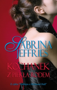 Kochanek z piekła rodem - Sabrina Jeffries | mała okładka