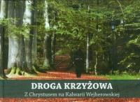 Droga Krzyżowa z Chrystusem na Kalwarii Wejherowskiej Książka z płytą CD - Lewiński Przemysław August | mała okładka