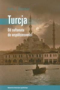 Turcja Od sułtanatu do współczesności - Zurcher Erik J.   mała okładka