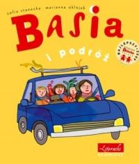 Basia i podróż - Zofia Stanecka   mała okładka