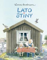 Lato Stiny - Lena Anderson   mała okładka