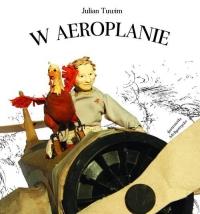 W aeroplanie - Julian Tuwim | mała okładka