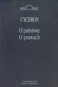 O państwie O prawach - Cyceron Marek Tulliusz | mała okładka