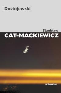 Dostojewski - Stanisław Cat-Mackiewicz   mała okładka