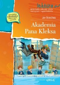 Akademia Pana Kleksa - Jan Brzechwa   mała okładka