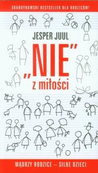 Nie z miłości - Jesper Juul | mała okładka