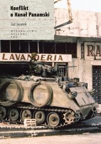 Konflikt o Kanał Panamski - Jan Iwanek   mała okładka