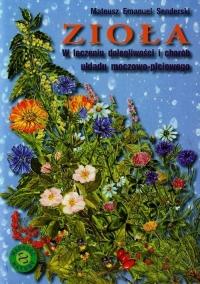 Zioła w leczeniu dolegliwości i chorób układu moczowo-płciowego - Senderski Mateusz Emanuel | mała okładka