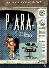 Para-mara - Jarosław Mikołajewski   mała okładka