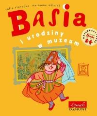 Basia i urodziny w muzeum - Zofia Stanecka   mała okładka