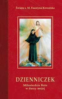 Dzienniczek Miłosierdzie Boże w duszy mojej - Faustyna Kowalska | mała okładka