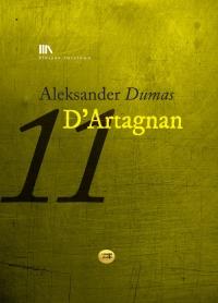 D'Artagnan - Aleksander Dumas   mała okładka