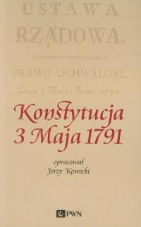 Konstytucja 3 Maja 1791 - Jerzy Kowecki | mała okładka