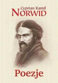 Poezje - Norwid Cyprian Kamil | mała okładka