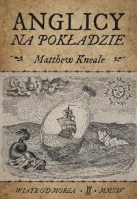 Anglicy na pokładzie - Matthew Kneale | mała okładka