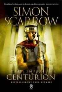 Orły imperium 8 Centurion - Simon Scarrow | mała okładka