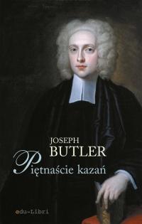 Piętnaście kazań - Joseph Butler | mała okładka