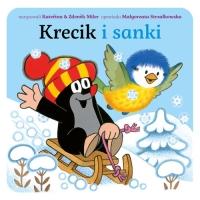 Krecik i sanki - Małgorzata Strzałkowska   mała okładka