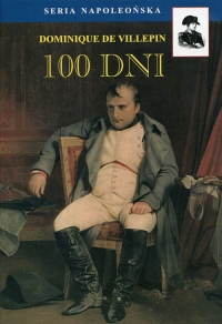 100 dni - de Villepin Dominique | mała okładka