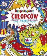 Bazgrolopedia dla chłopców - zbiorowa Praca | mała okładka