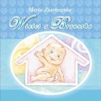 Wieści z brzuszka - Maria Ziarkowska | mała okładka